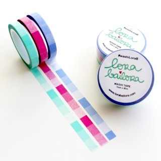 SET Washi tape Degradado...